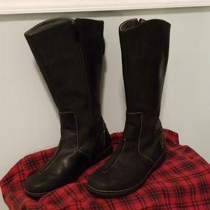 Classic Tall black  boots
